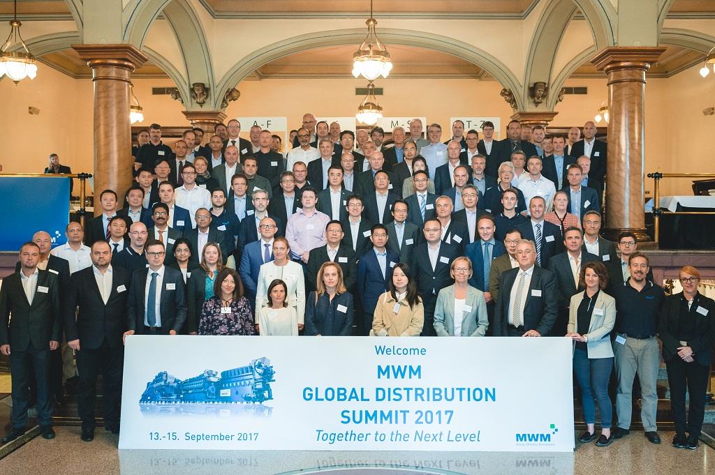 MWM Global Distribution Summit 2017